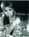 Susan Hampshire - Genuine Signed Autograph 10308